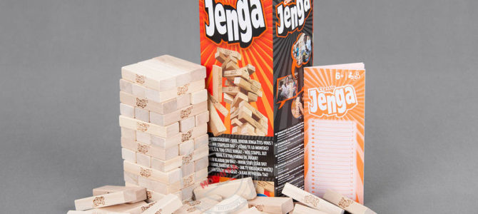 Дженга (Jenga)